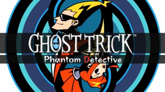 Ghost Trick Logo
