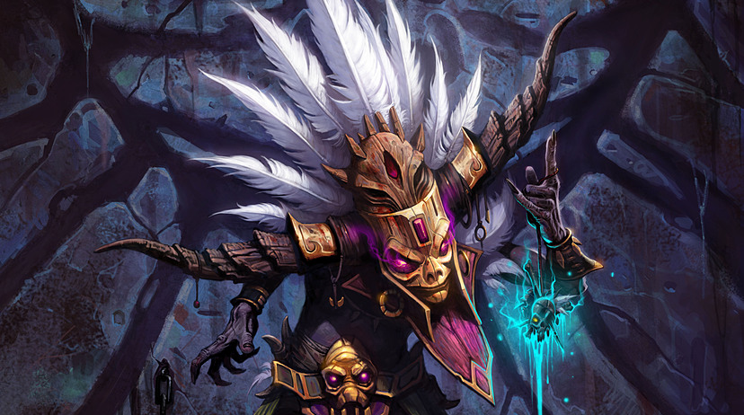 Artwork Witch Doctor01 Full Cr