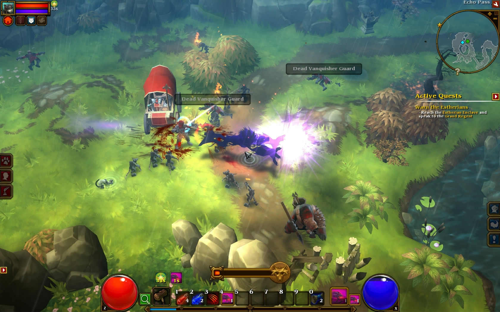 Torchlight2 Beta