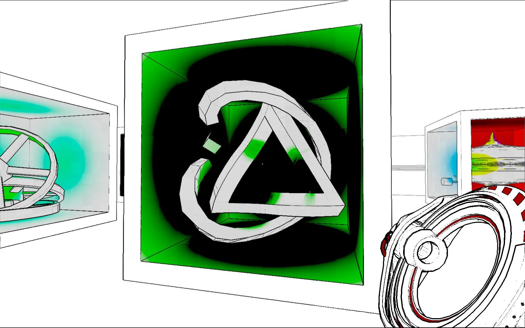 Antichamber Escher
