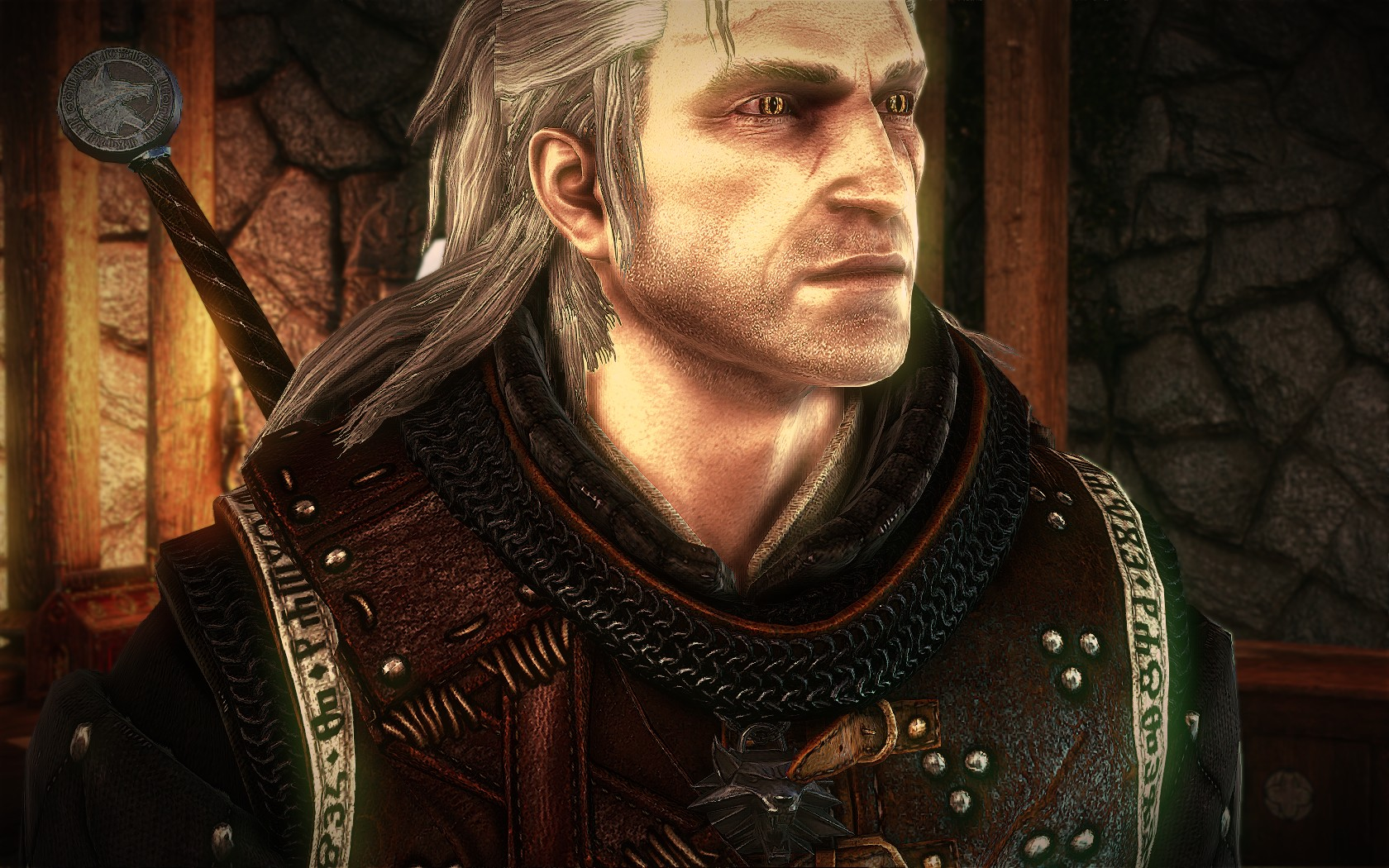 Witcher2 Geralt